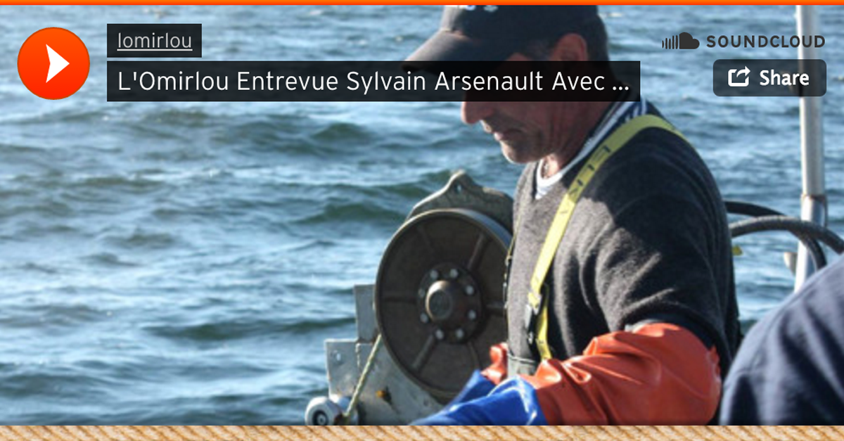 Capitaine Sylvain Arsenault Radio 9