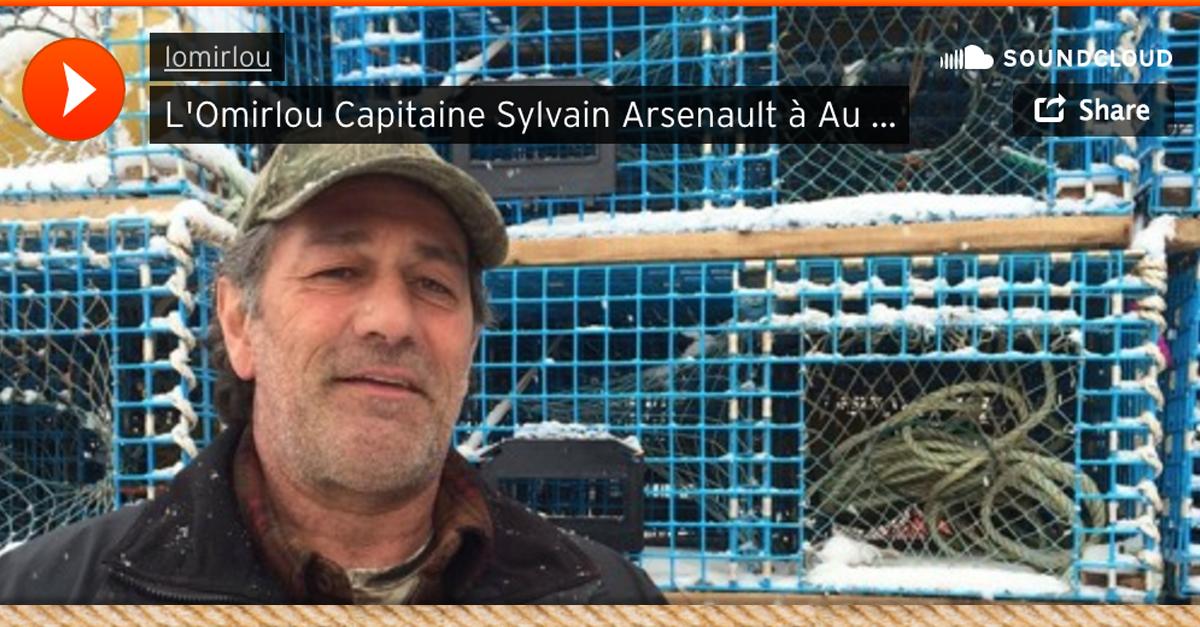 Capitaine Au Coeur Du Monde Ici-Gaspesie-Iles
