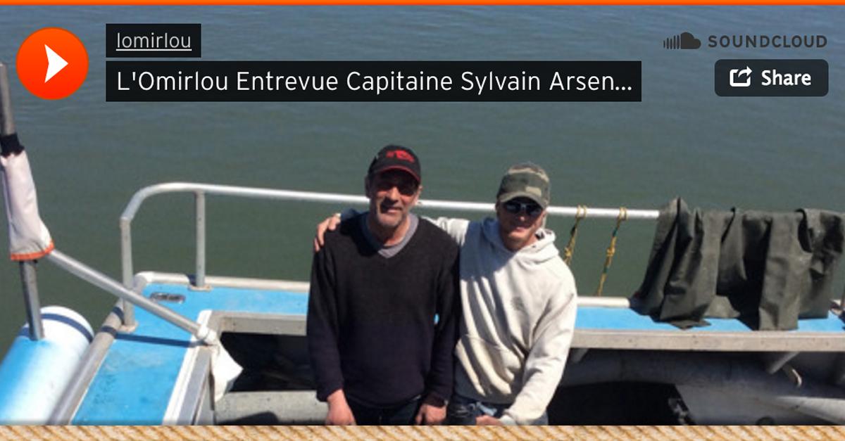 Capitaine Entrevue Dessine-moi un dimanche ICI Premiere